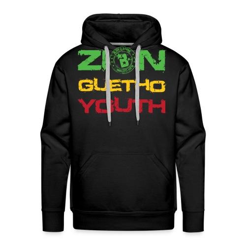 Zion Guetho Youth - Sudadera con capucha premium para hombre