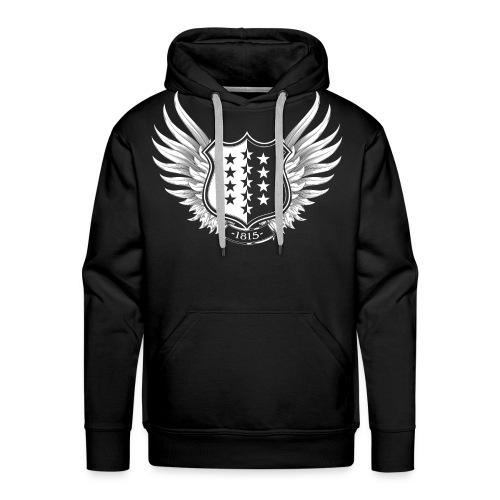Walliser Wappen - Männer Premium Hoodie