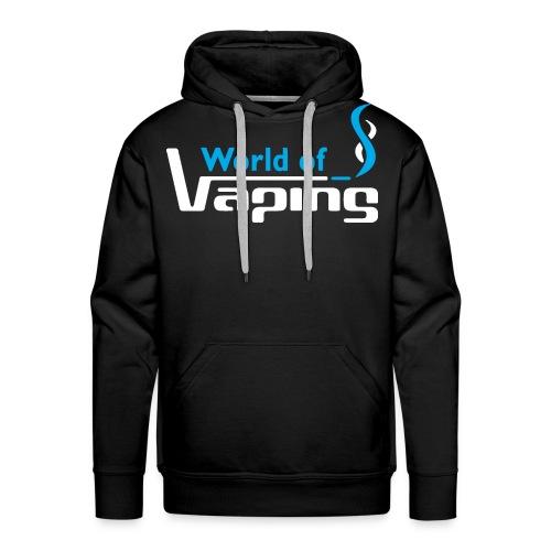 World of Vaping - Männer Premium Hoodie