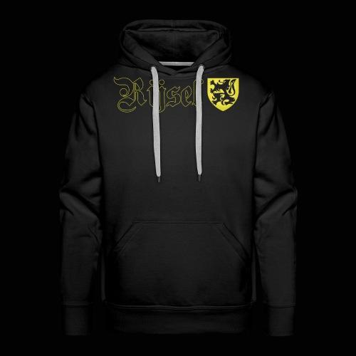 Rijsel Lille - Sweat-shirt à capuche Premium pour hommes