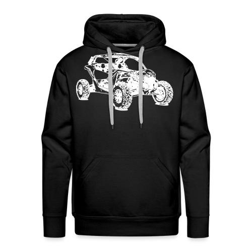 ATV Side by Side Offroad - Männer Premium Hoodie