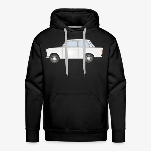 Auto Polskie Trabant - Bluza męska Premium z kapturem