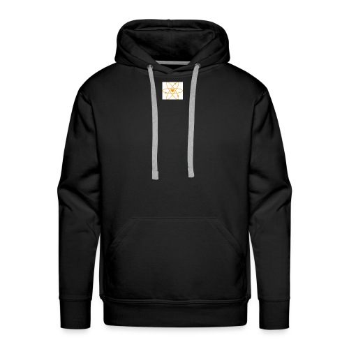 espace - Sweat-shirt à capuche Premium pour hommes