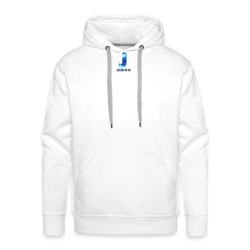 JULIAN EN CO MERCH - Mannen Premium hoodie