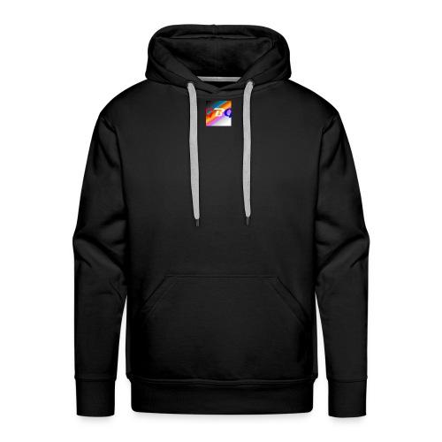 GBG Clothing Jumper: Black - Men's Premium Hoodie