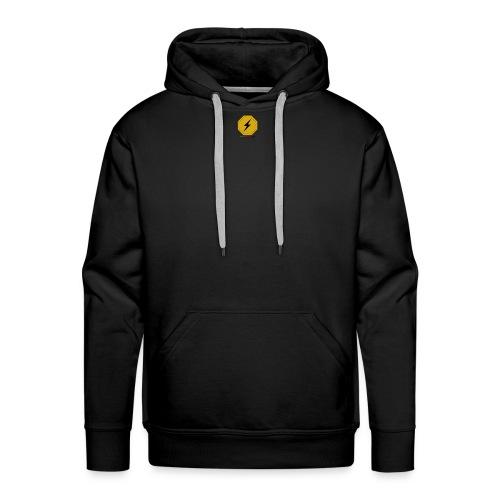 Flash Street - Sweat-shirt à capuche Premium pour hommes