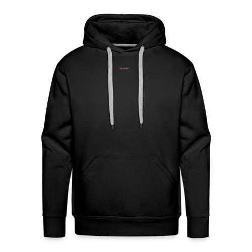 DaneColliver t-shirt (BLACK) - Men's Premium Hoodie