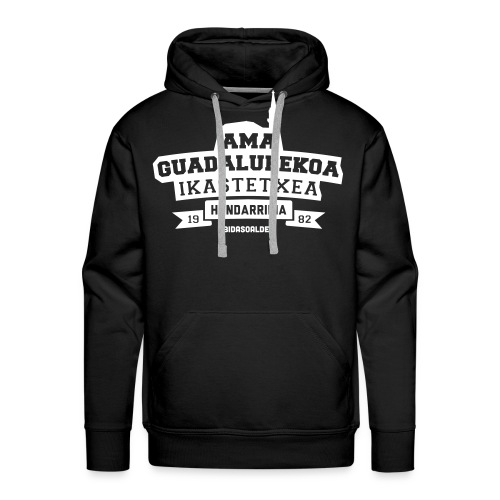 Ama Guadalupekoa Ikastetxea - Sudadera con capucha premium para hombre