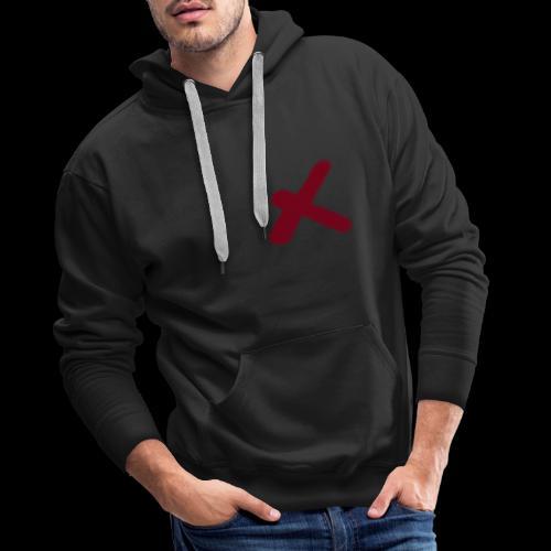 Sakerex - Sudadera con capucha premium para hombre