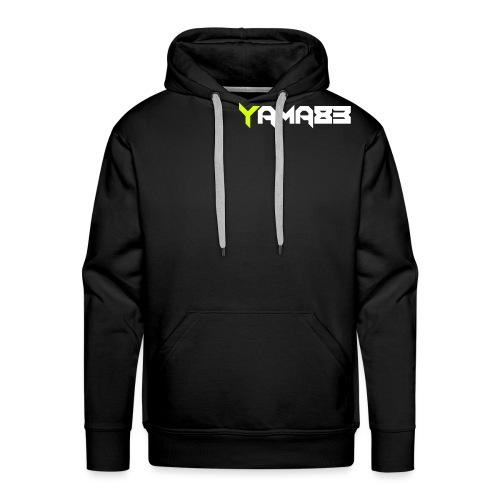 Yama83 - Sweat-shirt à capuche Premium pour hommes