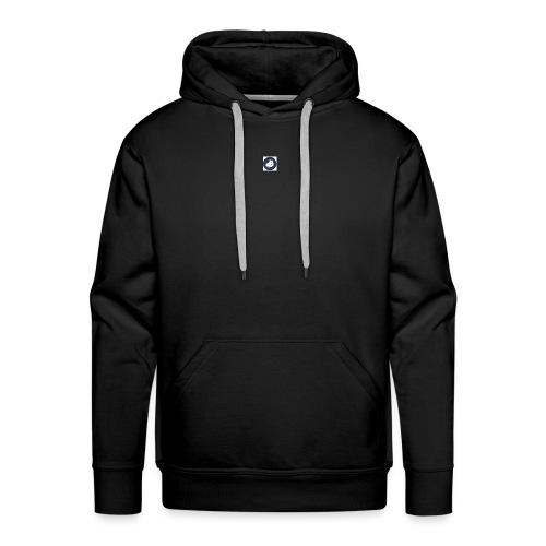 j login lock - Sweat-shirt à capuche Premium pour hommes