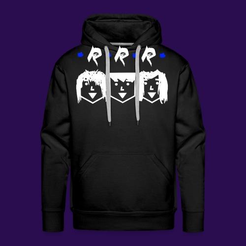 RRR - Heads (Für Schwarze Kleidung) - Männer Premium Hoodie