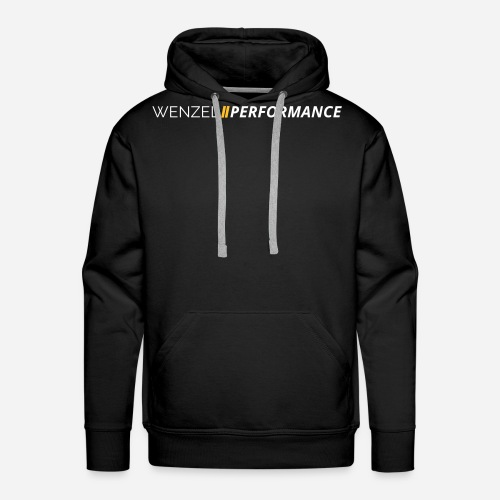 Performance Logo 2C - Männer Premium Hoodie