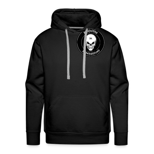 UndergrounDK Clothing est. 2017 - Herre Premium hættetrøje