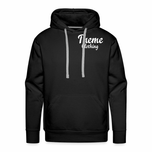 Theme Clothing Logo - Men's Premium Hoodie