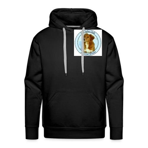 tollerclublogolrg - Men's Premium Hoodie