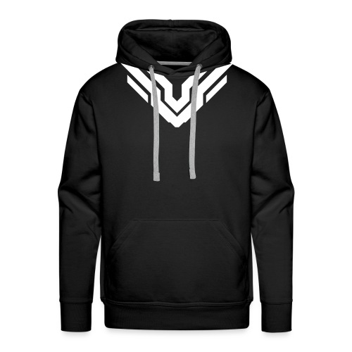 Kie JC Logo The Viper - Men's Premium Hoodie