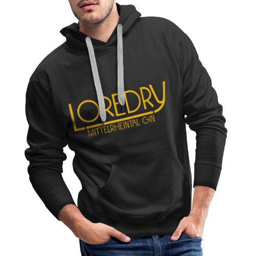 Loredry Gin - Männer Premium Hoodie