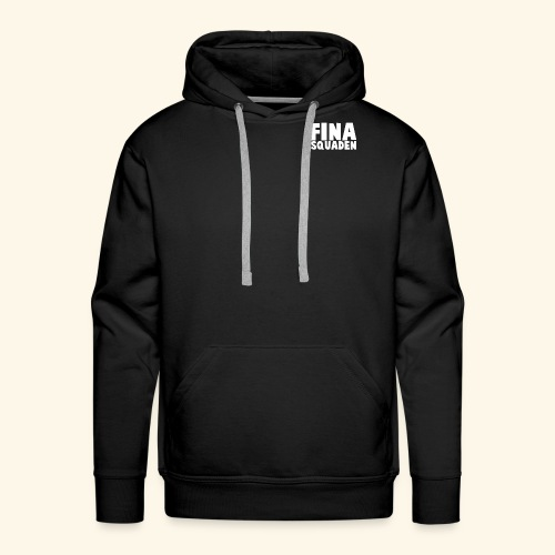 Fina Squaden - Premium hettegenser for menn