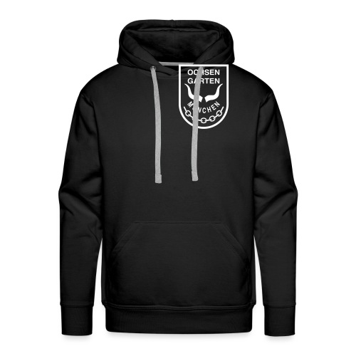 Ochsen Logo - Männer Premium Hoodie