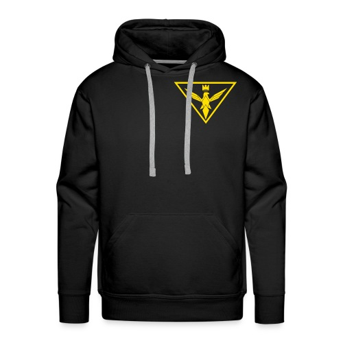 The Stream Team Small Logo - Men's Premium Hoodie
