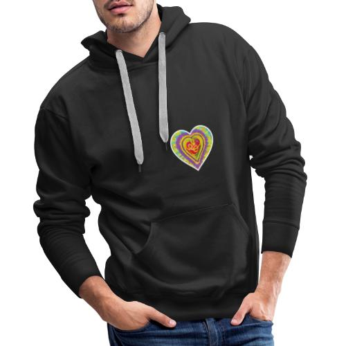 Life is a colorful circus - Men's Premium Hoodie