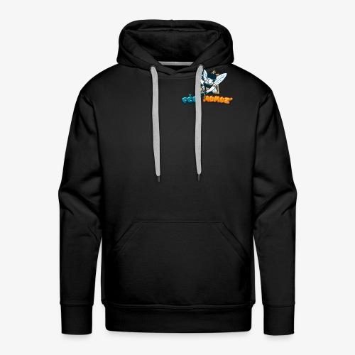 Fée Mumuz' - Sweat-shirt à capuche Premium pour hommes