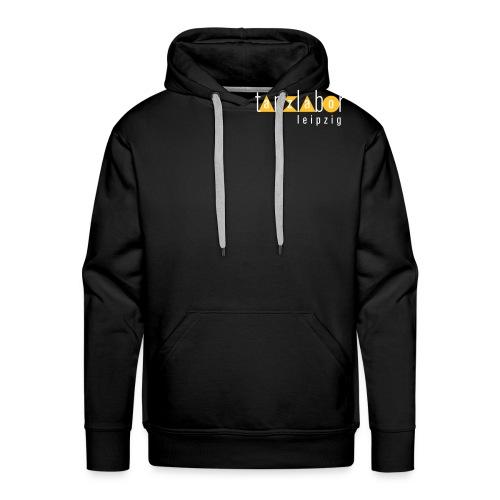 Tanzlabor Logo E1 1 eps - Männer Premium Hoodie