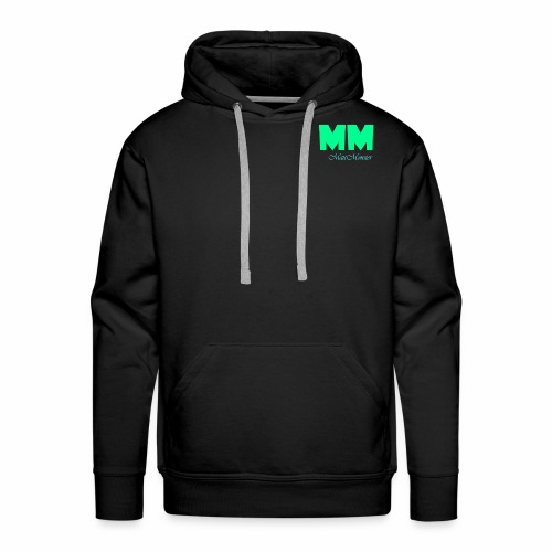 MattMonster Signature logo - Men's Premium Hoodie