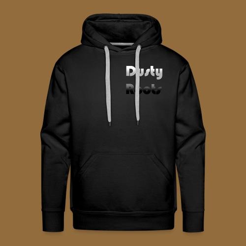 Dusty Roots Dubbel-zijdig - Mannen Premium hoodie