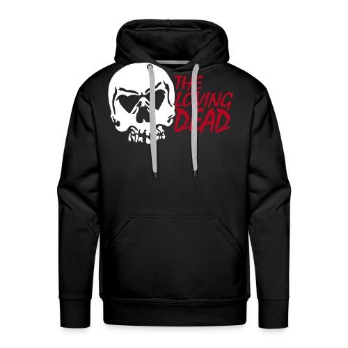 Loving Dead Logo - Männer Premium Hoodie