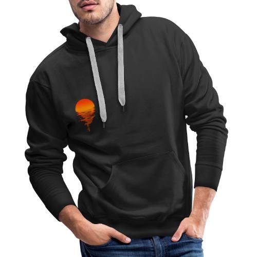 ♦LOGO♦DREAMS - Sweat-shirt à capuche Premium pour hommes