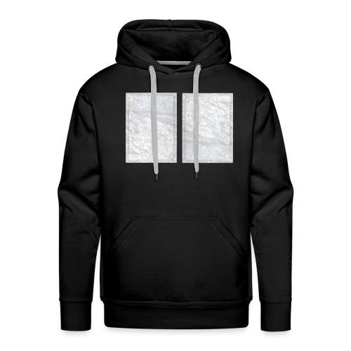 Marble - Sweat-shirt à capuche Premium pour hommes