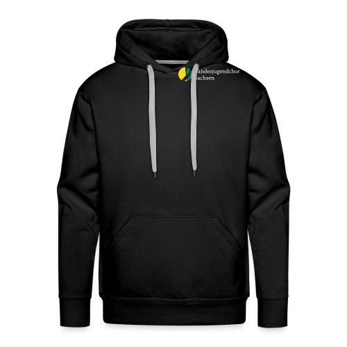 Landesjugendchor Sachsen - Männer Premium Hoodie