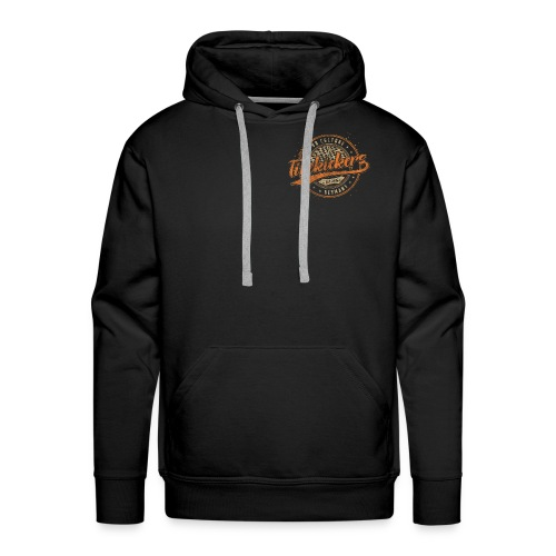 Tirekickers Racing - V8 Culture - Männer Premium Hoodie