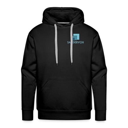 logo shirt - Mannen Premium hoodie