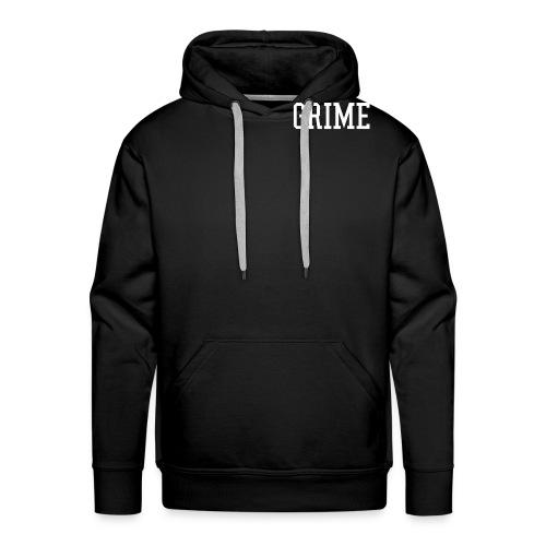 Grime - Logo - Men's Premium Hoodie