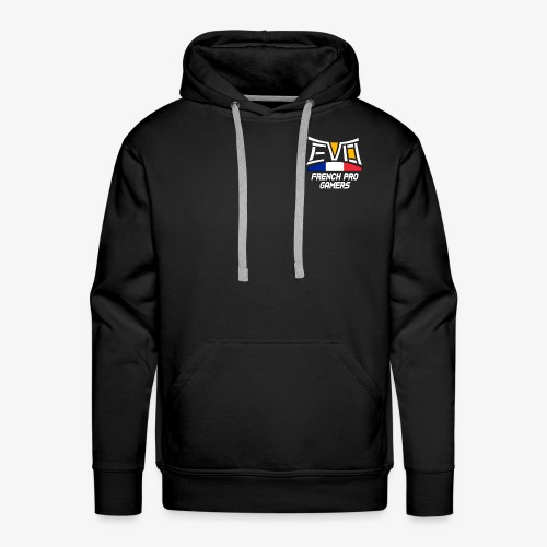 EvoTeam French Pro Gamers - Sweat-shirt à capuche Premium pour hommes