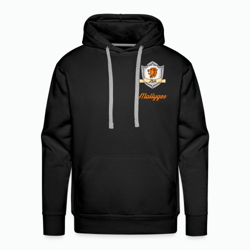 Mallygos - Mannen Premium hoodie