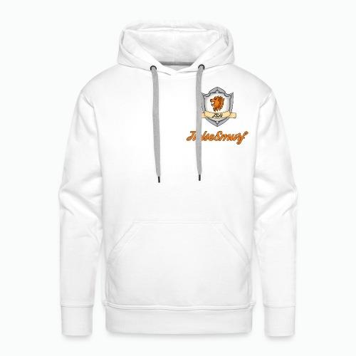 Tielsesmurf - Mannen Premium hoodie