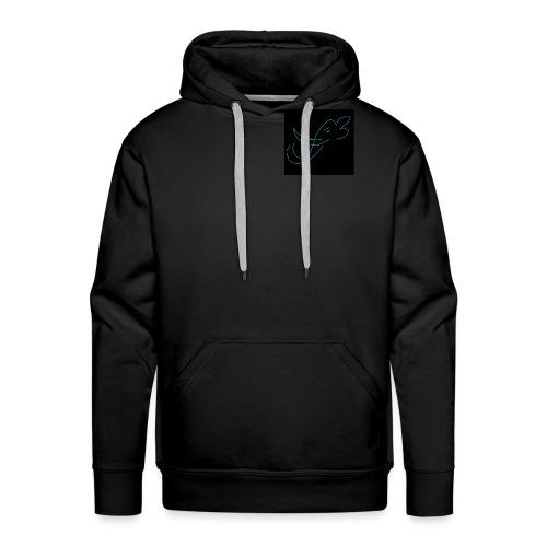 Éléphant - Sweat-shirt à capuche Premium pour hommes