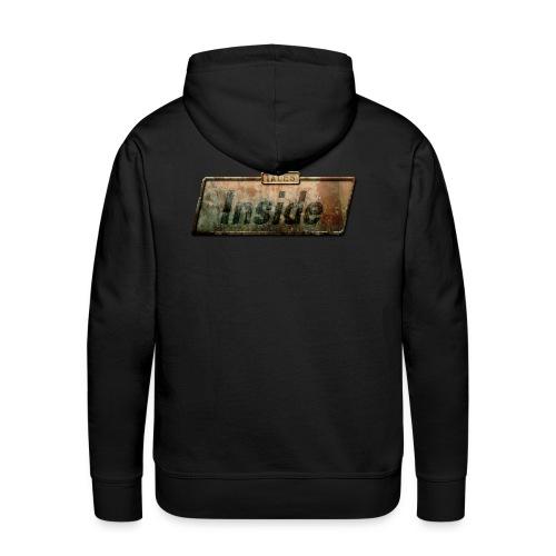 Tales Inside Logo - Männer Premium Hoodie