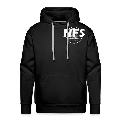NFS logo - Mannen Premium hoodie