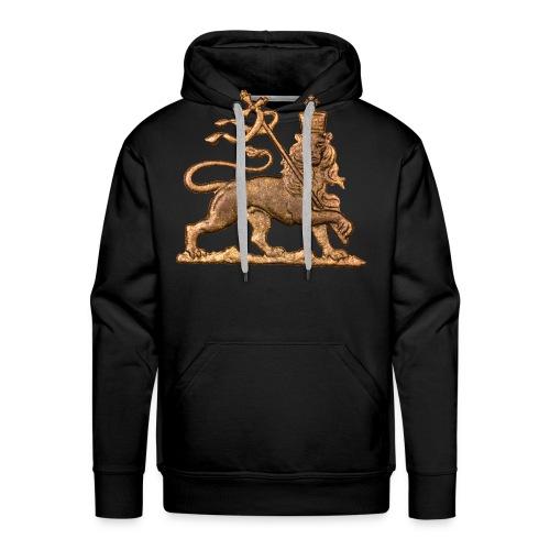 Lion of Judah Rastafari - Männer Premium Hoodie