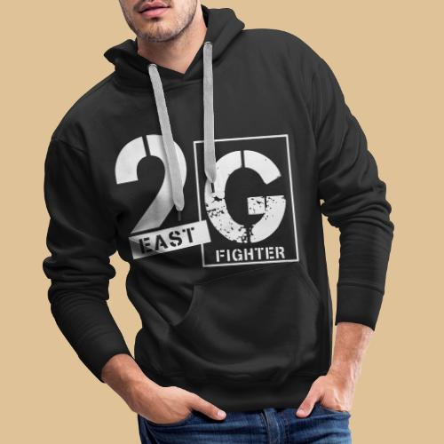 2GEF - Männer Premium Hoodie