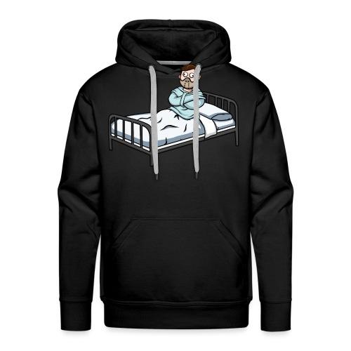 Cure my Clickbait Mascot - Men's Premium Hoodie