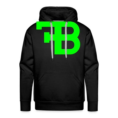 new Idea 16222736 - Mannen Premium hoodie