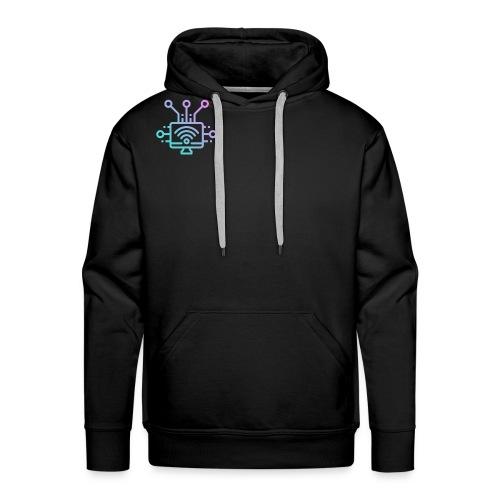 SpielsCrew Logo - Männer Premium Hoodie
