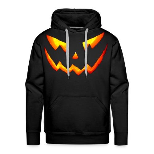 halloween horreur les - Sweat-shirt à capuche Premium pour hommes