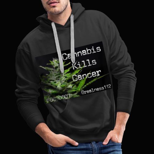 Cannabis Truth!!! Truth T-Shirts!!! #Rebellion - Men's Premium Hoodie